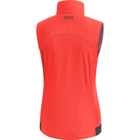 GORE WEAR R3 Windstopper Veste Femme, lumi orange